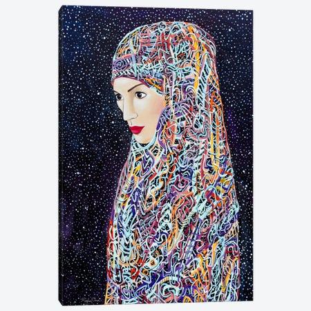Faith Canvas Print #MOC5} by Meghan Oona Clifford Canvas Print