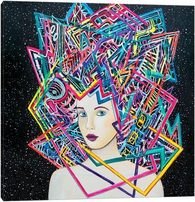 Her Highness Canvas Art Print