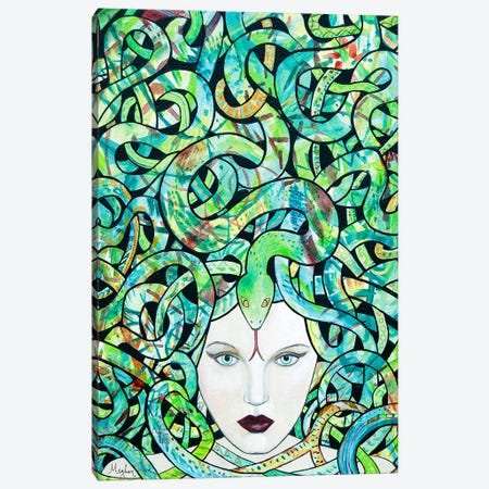 Kundalini Canvas Print #MOC9} by Meghan Oona Clifford Canvas Wall Art