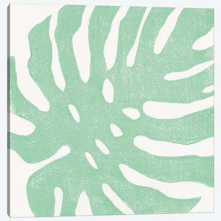 Tropical Treasures Pastel I Canvas Print #MOH47} by Moira Hershey Art Print