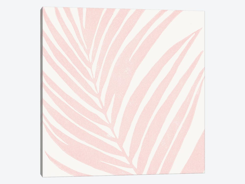 Tropical Treasures Pastel III by Moira Hershey 1-piece Canvas Wall Art