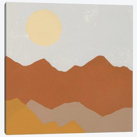 Desert Sun II Canvas Print #MOH64} by Moira Hershey Art Print