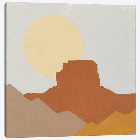 Desert Sun III Canvas Print #MOH65} by Moira Hershey Canvas Art Print