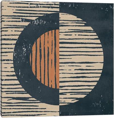 Primitive I Canvas Art Print