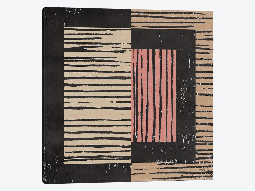 Primitive II Terra Cotta by Moira Hershey 1-piece Canvas Print
