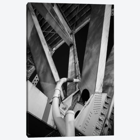 Industrial City #3 Canvas Print #MOL100} by Moises Levy Art Print