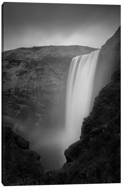 Skogafoss #2 Canvas Art Print