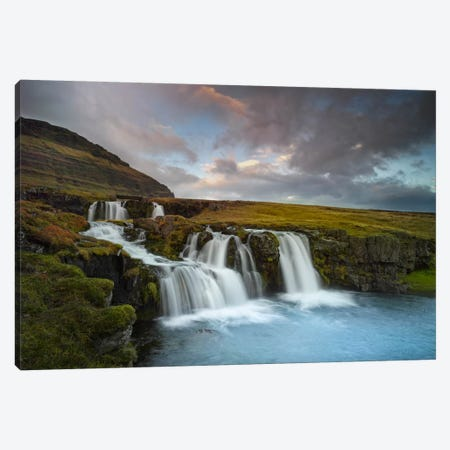 Snaefellsnes #2 Canvas Print #MOL109} by Moises Levy Art Print