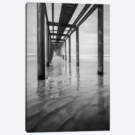 Estructuras #4 Canvas Print #MOL120} by Moises Levy Canvas Print