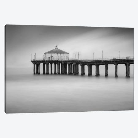 Manhattan Beach #3 Canvas Print #MOL123} by Moises Levy Canvas Print