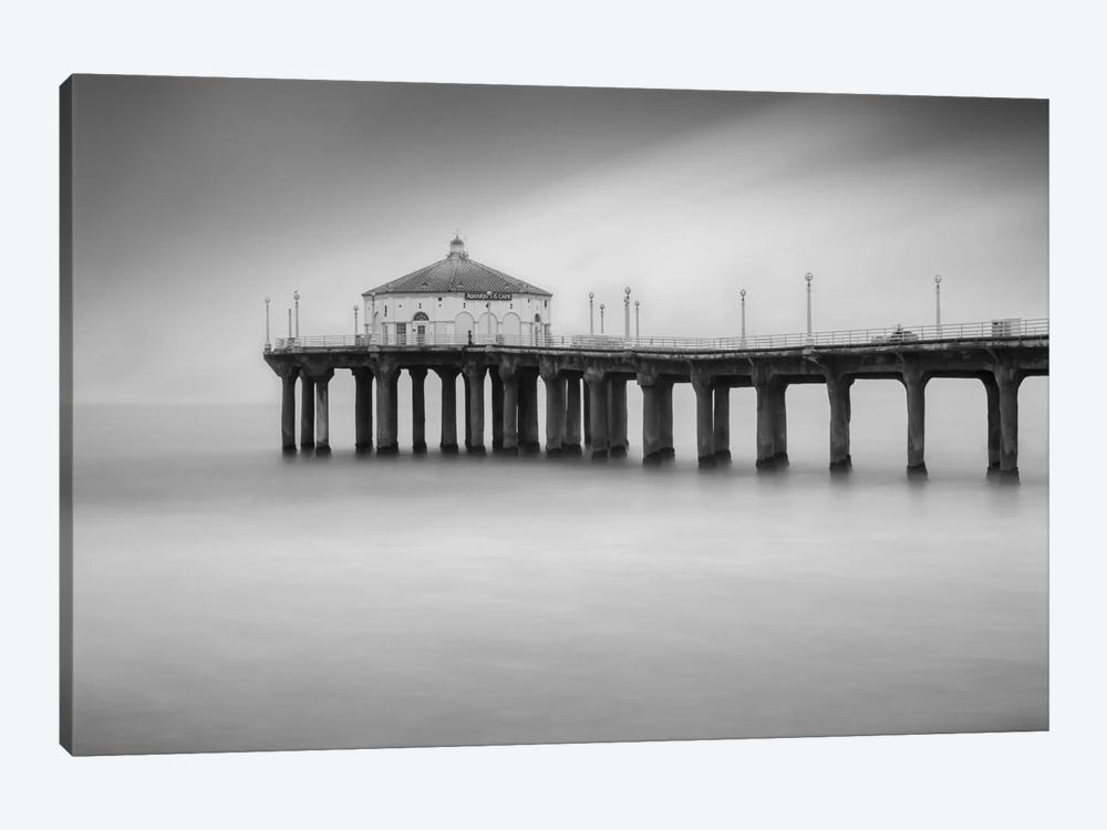 Manhattan Beach #3 by Moises Levy 1-piece Art Print