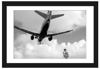 Airplanes #19 Framed Art Print