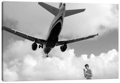 Airplanes #19 Canvas Art Print