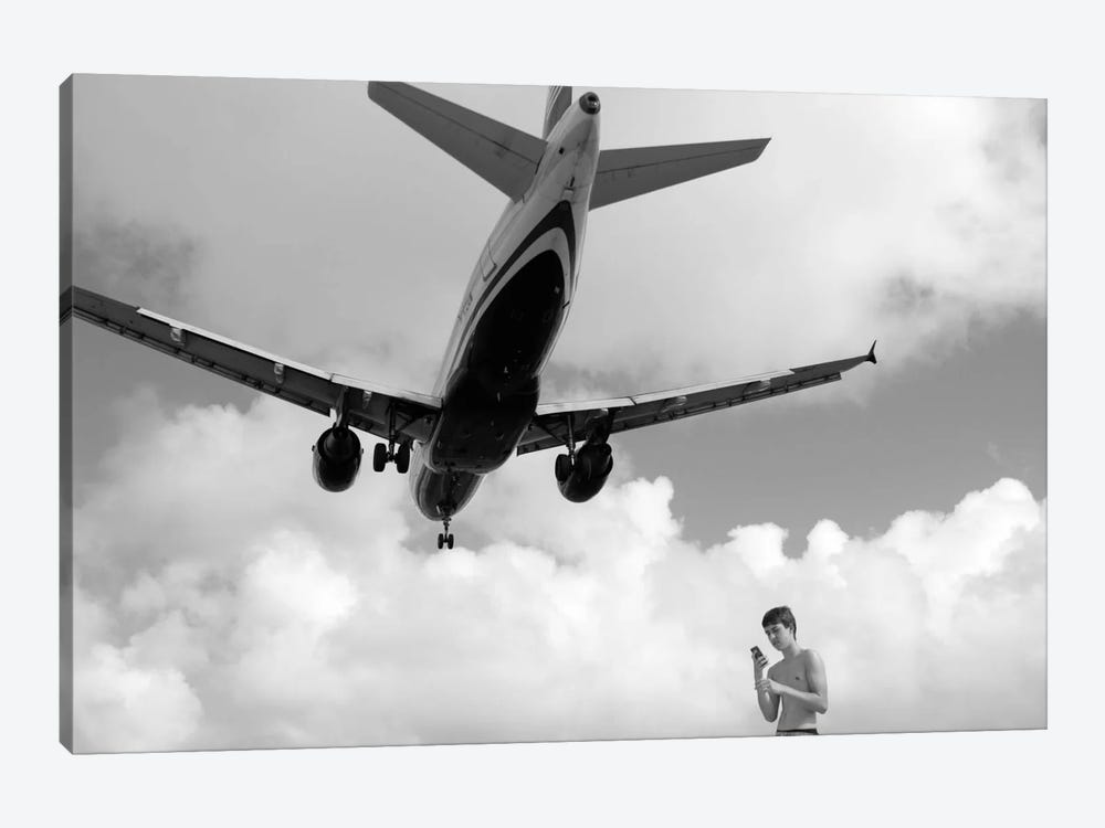 Airplanes #19 by Moises Levy 1-piece Art Print