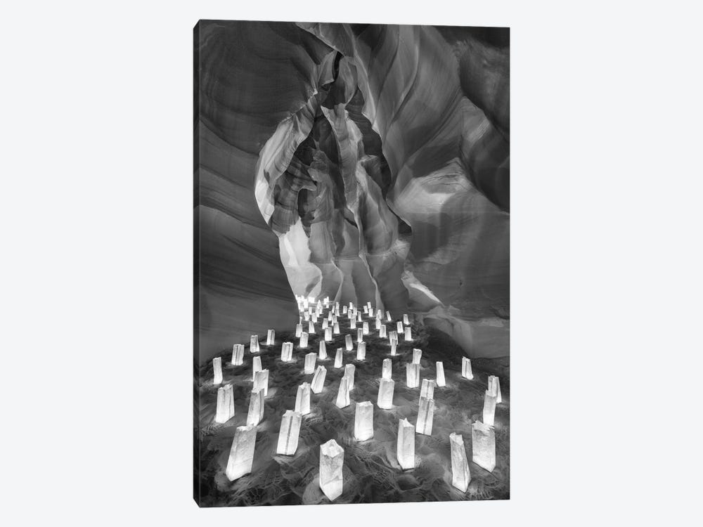 Candle Canyon II by Moises Levy 1-piece Art Print