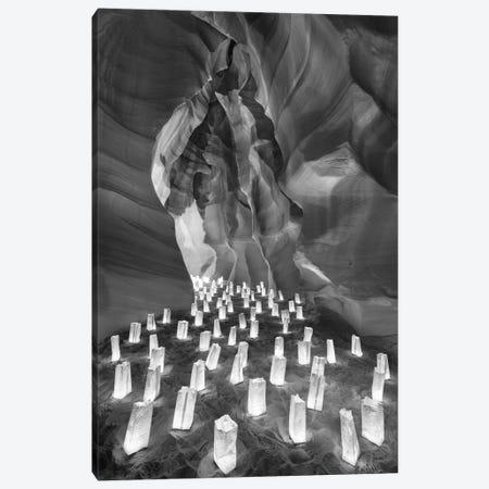 Candle Canyon II Canvas Print #MOL12} by Moises Levy Art Print