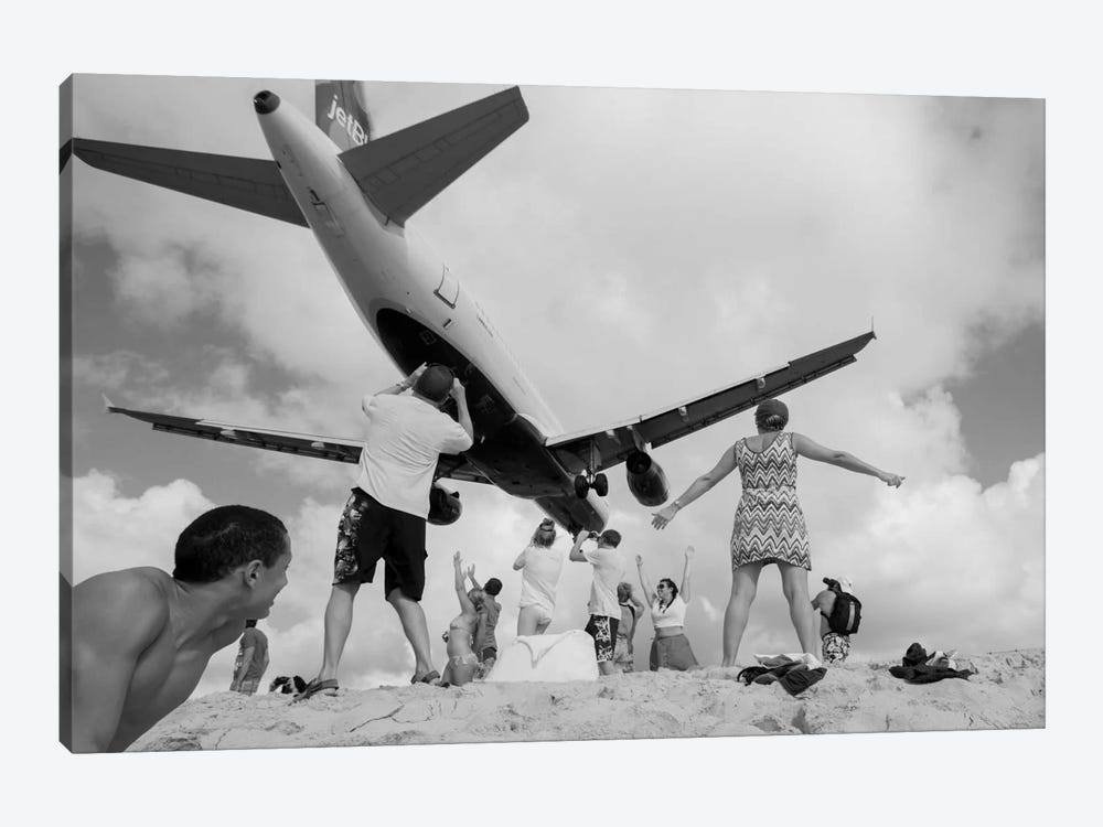 Airplanes #22 by Moises Levy 1-piece Art Print