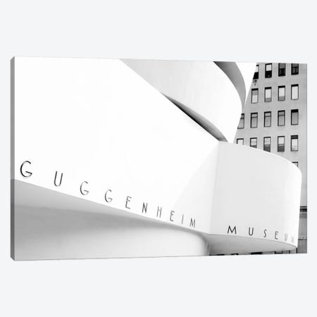 Guggenheim I Canvas Print #MOL170} by Moises Levy Canvas Wall Art