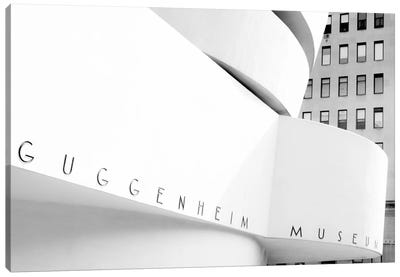 Guggenheim I Canvas Art Print