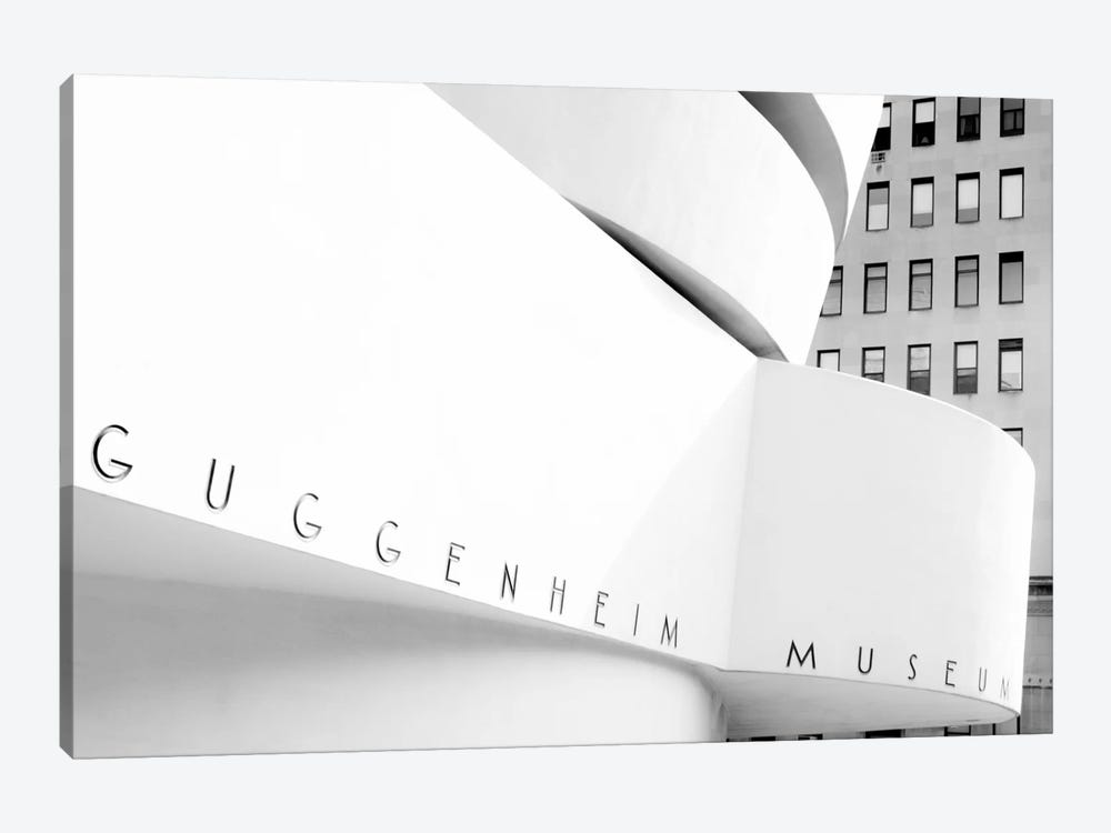 Guggenheim I by Moises Levy 1-piece Art Print