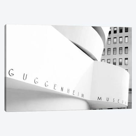 Guggenheim I Canvas Print #MOL170} by Moises Levy Canvas Wall Art