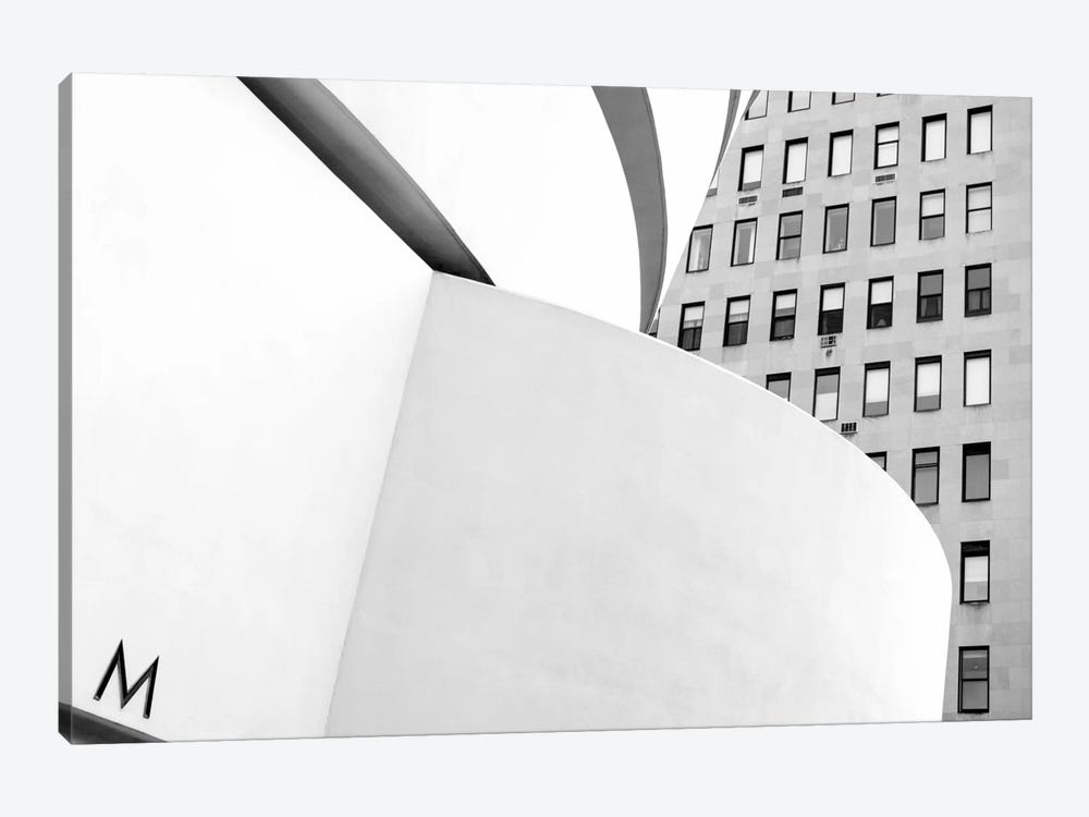 Guggenheim II by Moises Levy 1-piece Canvas Wall Art