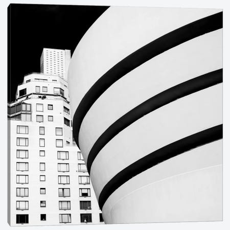 Guggenheim III Canvas Print #MOL172} by Moises Levy Canvas Art