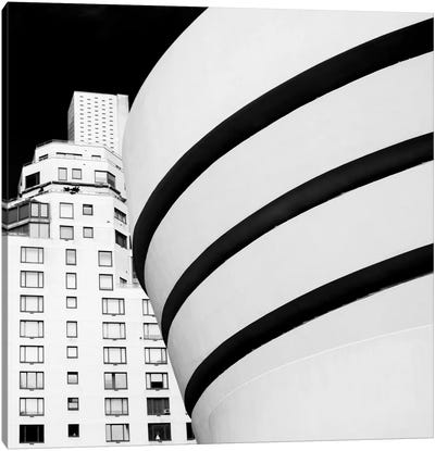 Guggenheim III Canvas Art Print