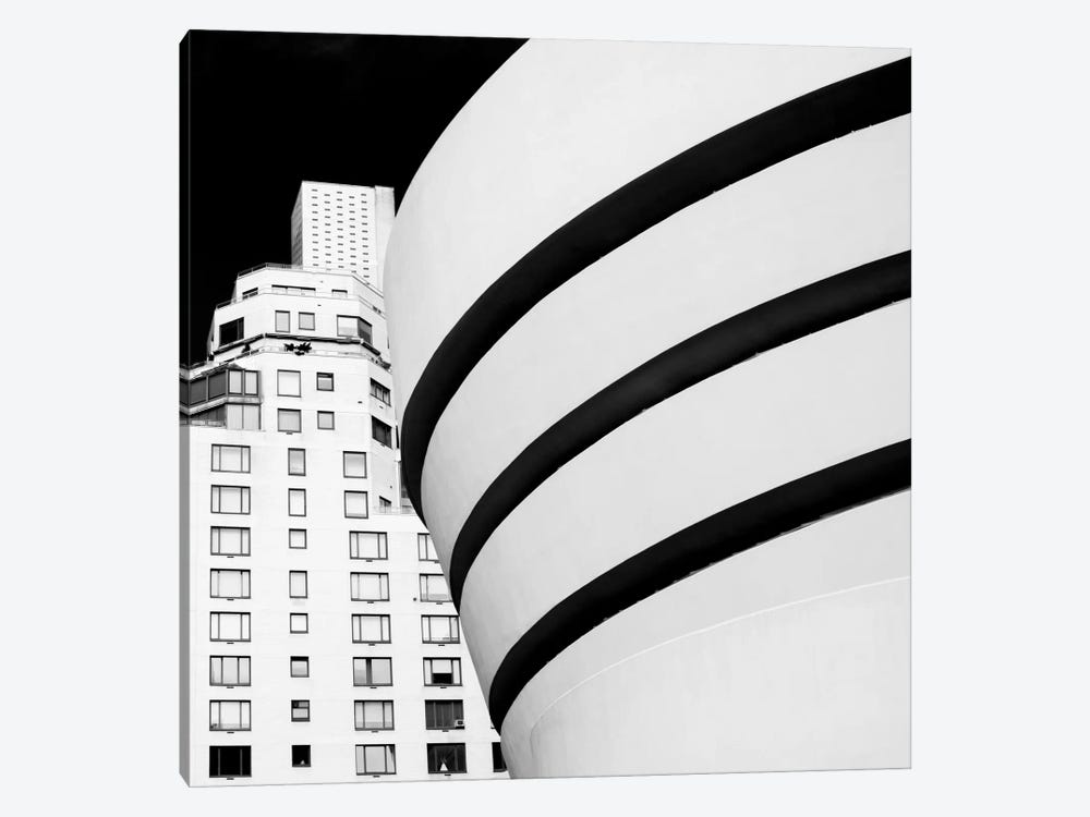 Guggenheim III by Moises Levy 1-piece Canvas Print