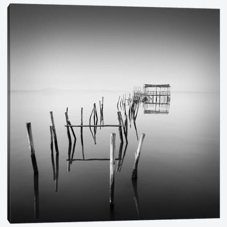 Portugal Dream I, B&W Canvas Print #MOL185} by Moises Levy Canvas Art
