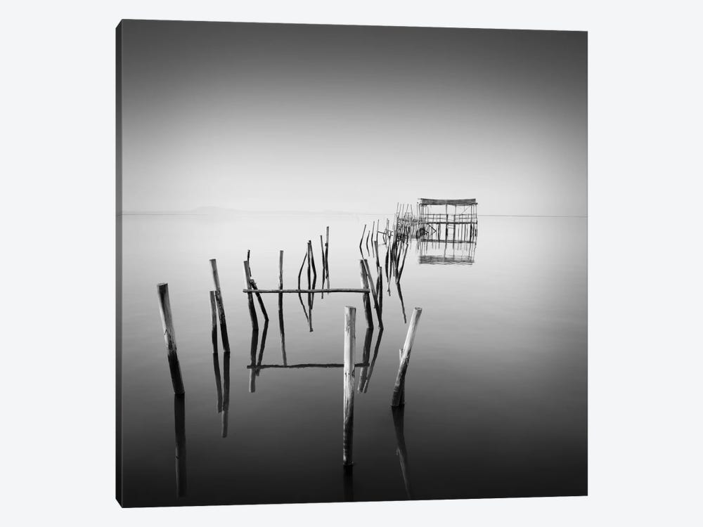 Portugal Dream I, B&W by Moises Levy 1-piece Canvas Print
