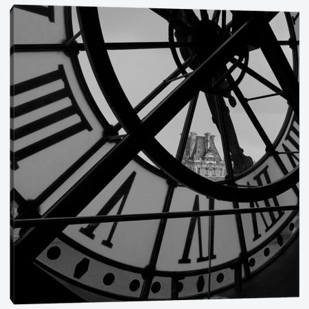 Time III Canvas Print #MOL188} by Moises Levy Canvas Print