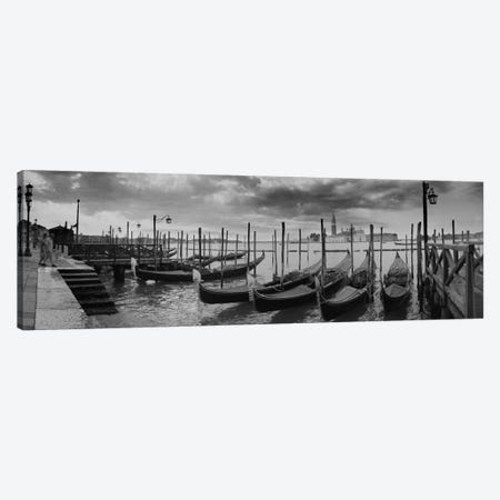 Venezia Panoramic IV Canvas Print #MOL191} by Moises Levy Canvas Artwork