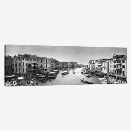 Venezia Panoramic VII Canvas Print #MOL194} by Moises Levy Canvas Art Print