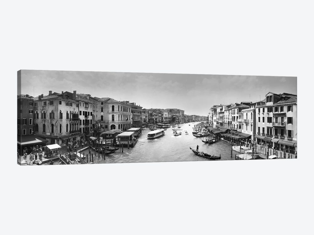 Venezia Panoramic VII by Moises Levy 1-piece Canvas Print