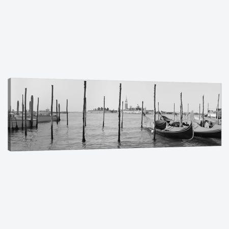 Venezia Panoramic VIII 3-Piece Canvas #MOL195} by Moises Levy Canvas Art Print