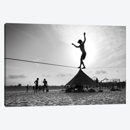 Balance XXIII Canvas Print #MOL271} by Moises Levy Canvas Art Print