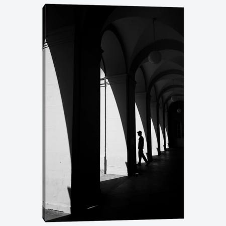 City Silhouettes III Canvas Print #MOL278} by Moises Levy Canvas Art Print