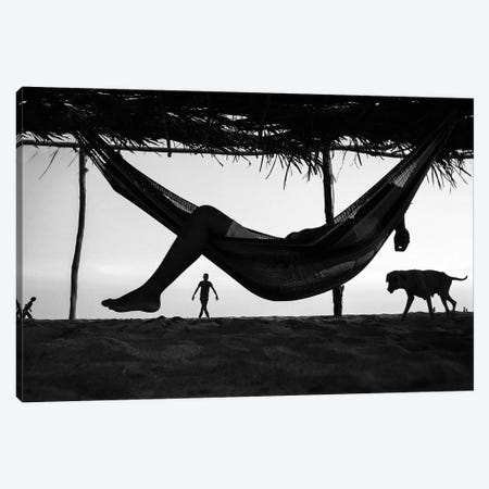 End Of The Day I 3-Piece Canvas #MOL293} by Moises Levy Canvas Print