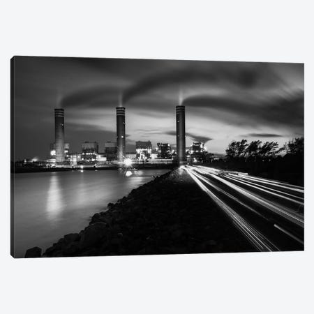 Structures I Canvas Print #MOL313} by Moises Levy Canvas Artwork