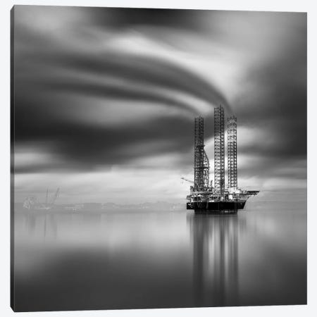 Structures III Canvas Print #MOL315} by Moises Levy Canvas Art Print