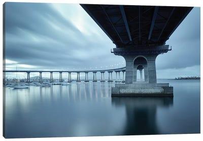 Coronado Bridge I Canvas Art Print