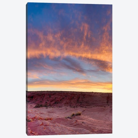 Fire, part 1 of 3 Canvas Print #MOL36} by Moises Levy Canvas Art
