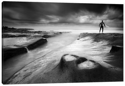 Surfer I Canvas Art Print
