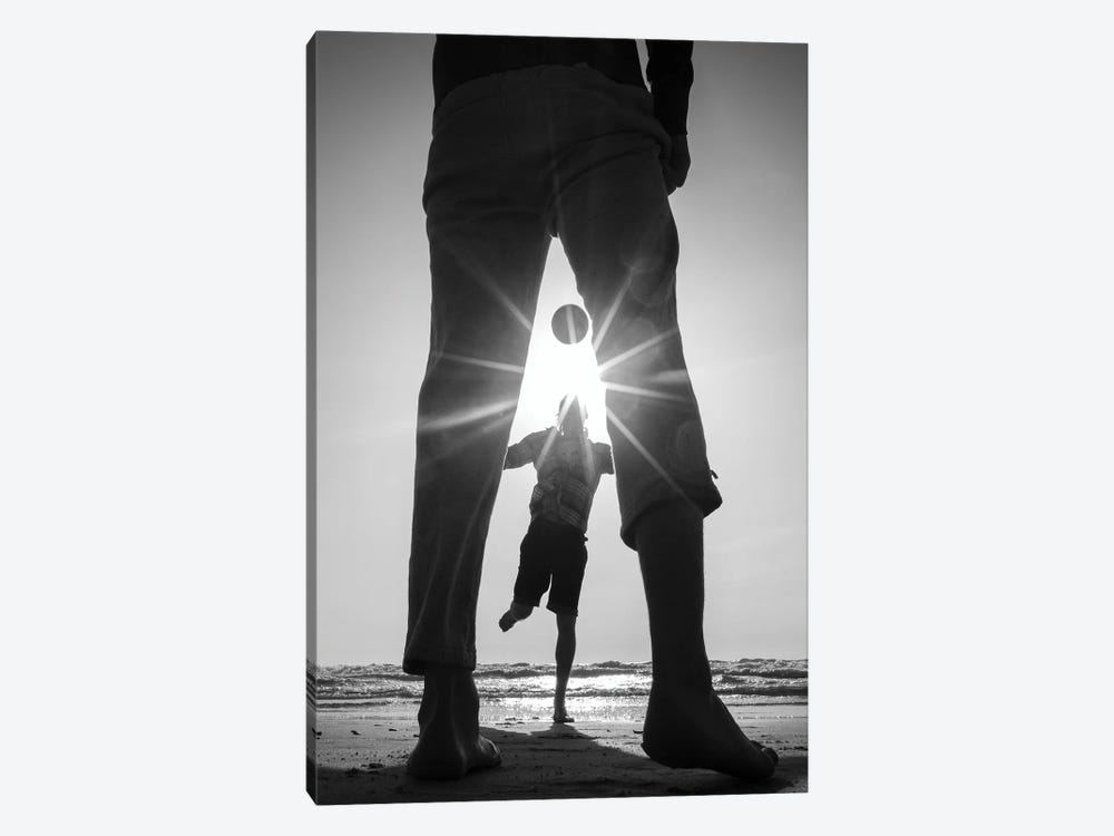 Goal II by Moises Levy 1-piece Canvas Print