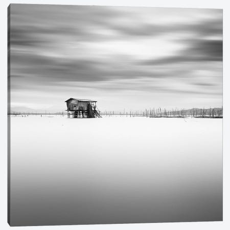 My Home At Sea III Canvas Print #MOL482} by Moises Levy Canvas Art