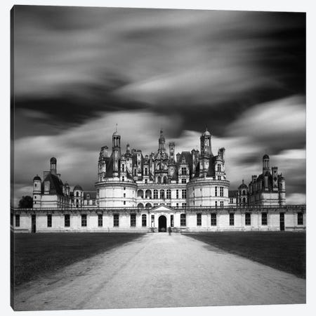 Chambord Canvas Print #MOL60} by Moises Levy Canvas Art