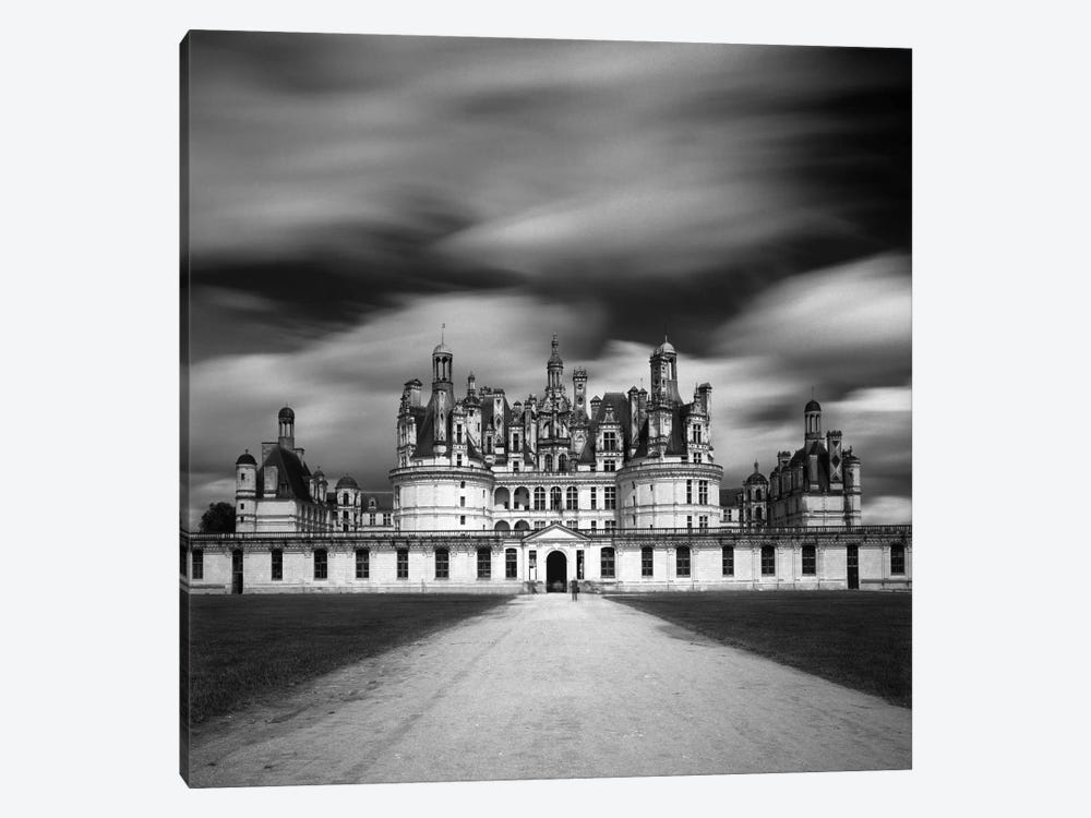 Chambord by Moises Levy 1-piece Canvas Art