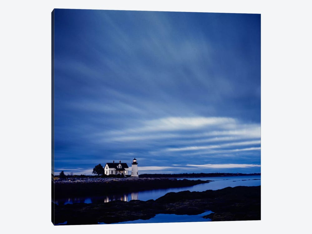 Prospect Light Dawn Color by Moises Levy 1-piece Canvas Wall Art