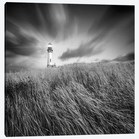 Yaquina Lighthouse #3 Canvas Print #MOL89} by Moises Levy Canvas Artwork